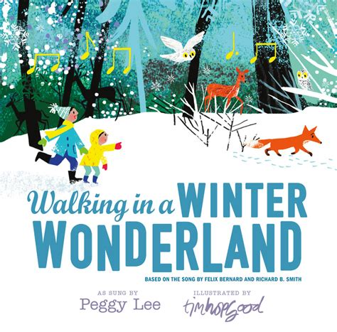 KISS THE BOOK: Walking in a Winter Wonderland with Tim