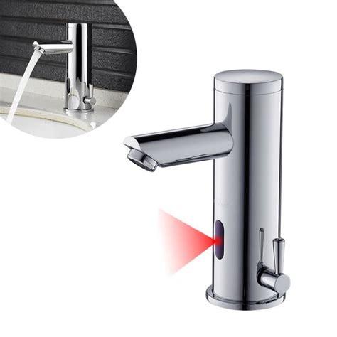 mitigeur cuisine grohe douchette auralum mitigeur lavabo automatique à infrarouge robinet