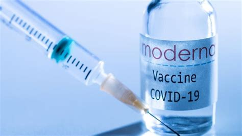 It uses a sequence of genetic rna material produced in a lab that, when. Moderna says its Covid-19 vaccine is nearly 95% effective ...