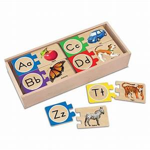 melissa doug self correcting letter puzzles wooden With melissa and doug self correcting letter puzzle