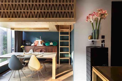 tiny hong kong apartment   tree house inspired loft