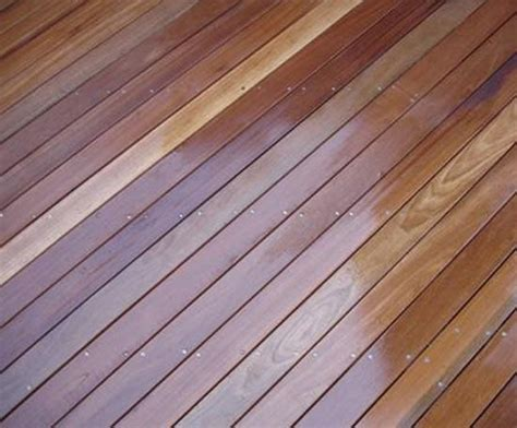 Balau Decking Boards
