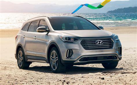 Hyundai Santa Fe Wallpapers by 2017 Hyundai Santa Fe Limited Us Wallpapers And Hd