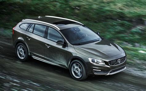 volvo official official volvo v60 cross country