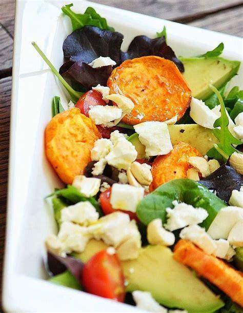 salade d été originale salade d hiver originale 224 la patate douce des salades d hiver compl 232 tes qui changent de la