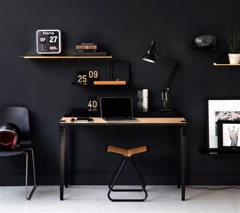 mur de chambre en bois 42 idées déco de bureau pour votre loft