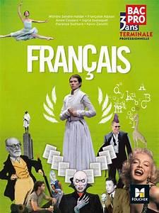 Livre  Fran U00e7ais Tle Bac Pro  Mich U00e8le Sendre