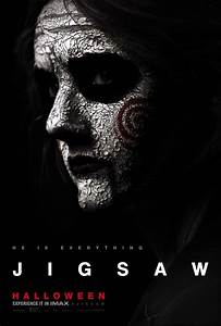 Jigsaw Army Is On The March In Latest Saw 8 Posters