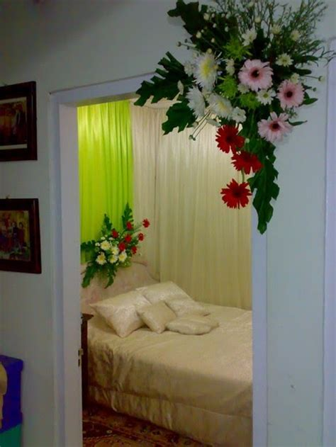 alamanda puspita dekorasi kamar pengantin