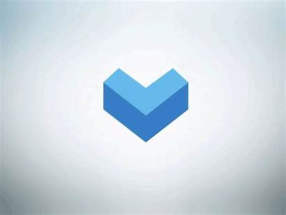 Concept Letter Heart Dribbble Animated Create Animate
