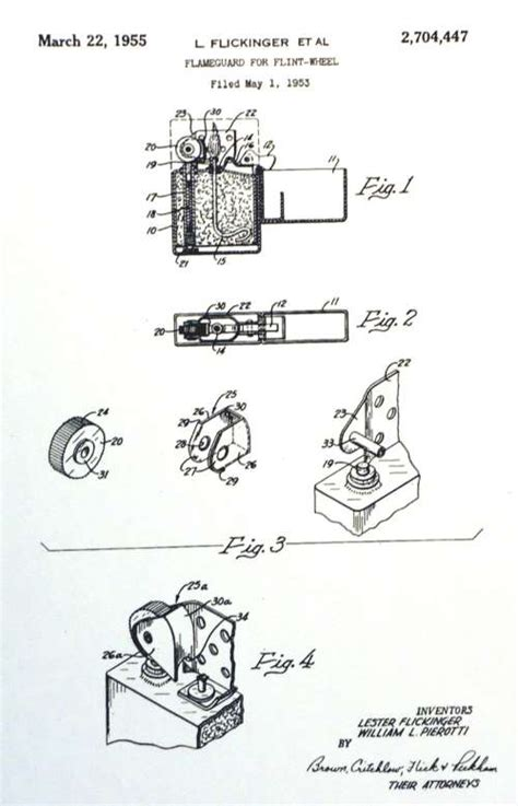 Who really invented the Zippo?