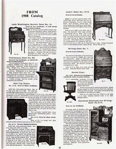 everyman s desk the history of the larkin desk worthpoint