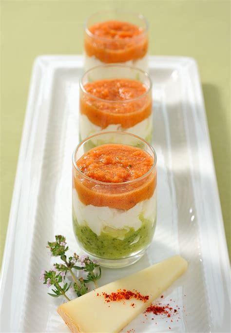 cuisine pays basque verrine aux couleurs et saveurs du pays basque http