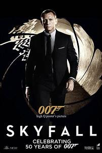 James Bond Skyfall : james bond skyfall 007 banner vinyl 27x40 poster daniel craig ebay ~ Medecine-chirurgie-esthetiques.com Avis de Voitures