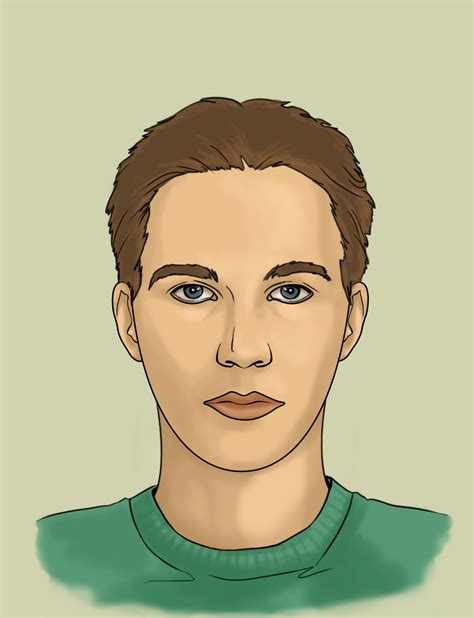 draw human faces  steps  pictures wikihow