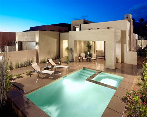 20 Artistic Mediterranean Swimming Pool Designs You're