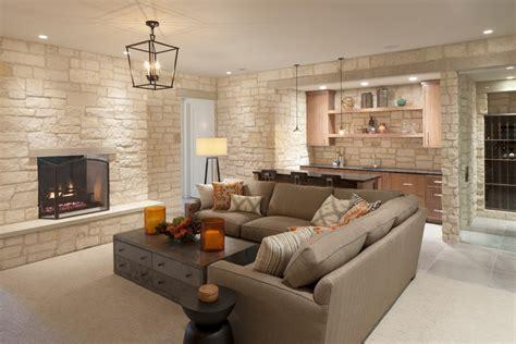 Basement Design Ideas With Amazing Transformation Traba