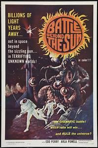 poster battle beyond the sun sci fi cult classic