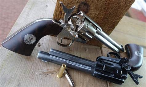 wayne duke colt saa bb and pellet revolver table top review replica airguns