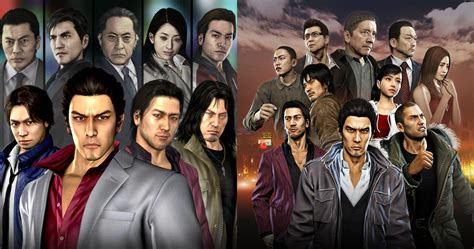 yakuza remastered collection  ps leaked  mako