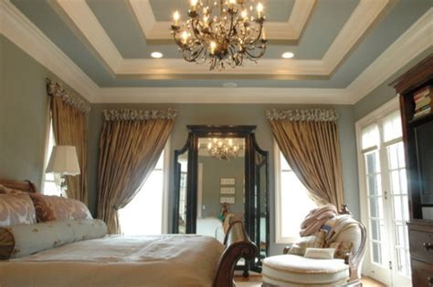 When Your Tray Ceiling Looks Like A Wedding Cake