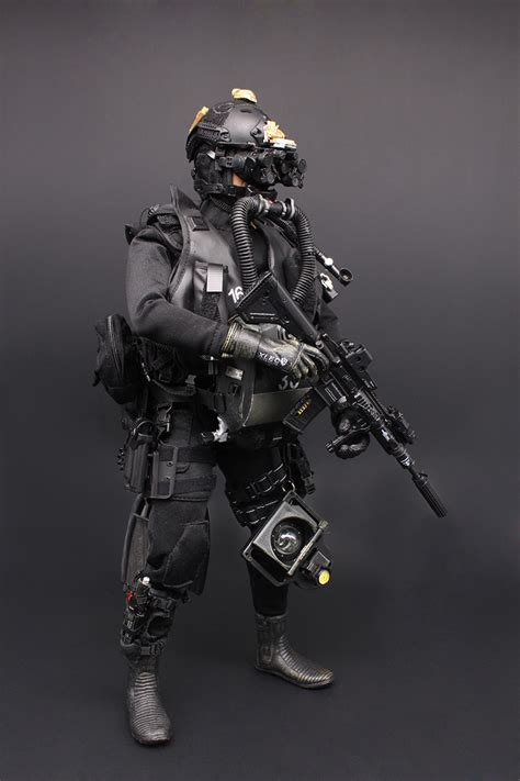 united states ussocom navy seal udt frogmen soldier set military action figure toy scale