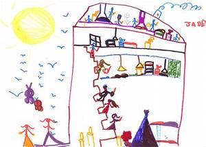 la maison de jade chambre enfants songes et rigolades With dessin plan de maison 15 epiais rhus histoire