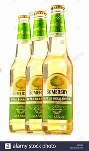 Was Ist Cider : poznan polen 24 juni 2016 somersby cider ist eine marke von 4 5 abv apfelwein von ~ Markanthonyermac.com Haus und Dekorationen