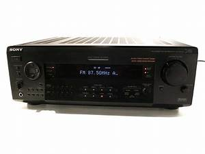 Sony Home Theater Amplifier 5 1  U00bb Design And Ideas