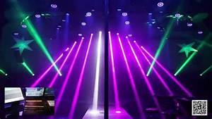 Lightsky Pub Lighting Show  U591c U6bbf U706f U5149  U6b66 U58eb U79c0-