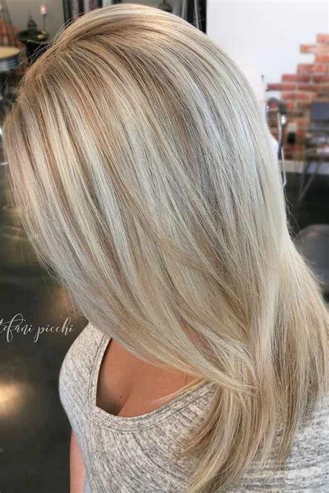 tendance coloration 2018 coloration cheveux blond tendance 2018 coiffures populaires