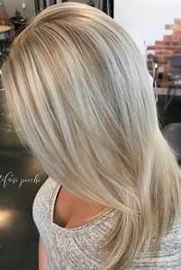 Tendance Cheveux 2018 : coloration cheveux blond tendance 2018 coiffures populaires ~ Melissatoandfro.com Idées de Décoration