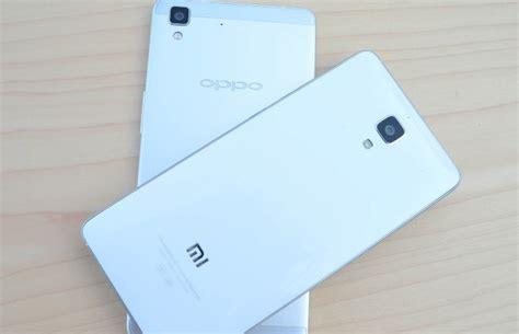 Harga Hp Merk Fujitsu perbandingan hp android oppo dan xiaomi dari segi merk
