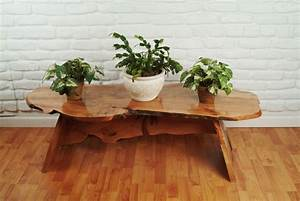 Hand, Made, Unique, Coffee, Table, By, Natural