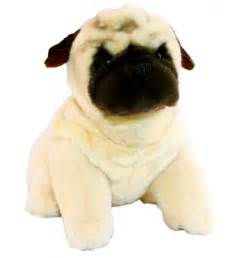 Pug Stuffed Animal