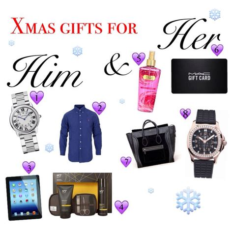 christmas gift ideas for him xmas gifts for him her nicole s beauty blog