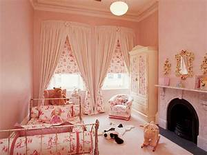Bedroom white color cute curtains for girls room cute for Cute curtains for bedroom