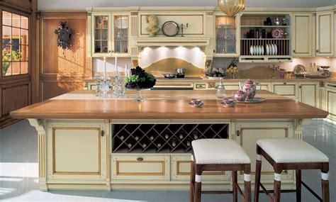 classic kitchen designs pictures cocina cl 225 sica en tonos madera im 225 genes y fotos 5432