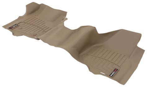2012 f 250 weathertech floor mats 2012 ford f 250 and f 350 duty floor mats weathertech
