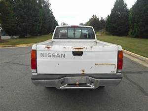 1994 Nissan Pickup Xe Extended Cab Pickup 2