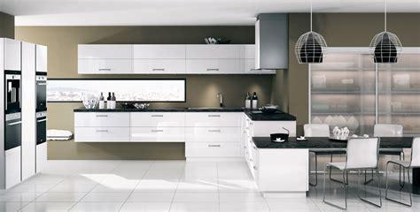photo deco cuisine deco cuisine laque blanc