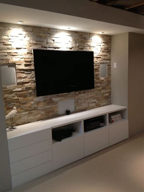 17 best ideas about tv entertainment wall on
