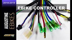 Electric Bike Tips  48v Controller Installation  E-bike Conversion Kit