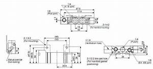 Sya Pneumatic Air Control Valve 5  2 G1  4 U0026quot  For Directional Control