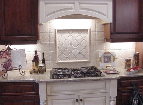 White kitchen backsplash tile   Traditional   Kitchen