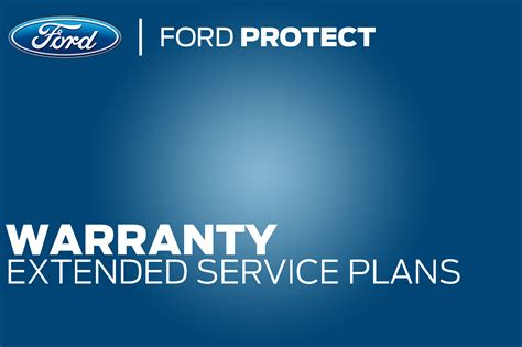 ford canada extended warranty esp authorized canadian