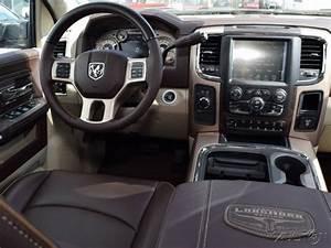 2016 Dodge Ram 2500 Crew Cab Laramie Longhorn Truck
