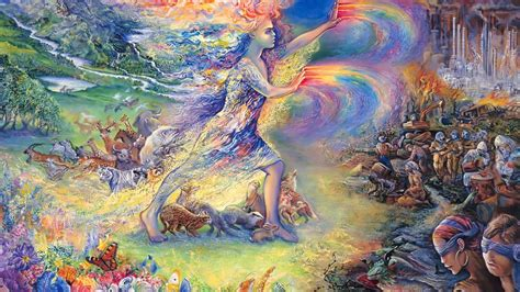 Painting Wallpaper by Paintings Dreams Josephine Wall Mystical