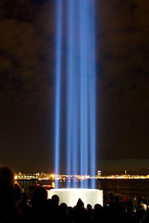 imagine peace tower wikipedia