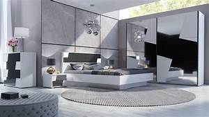 Schlafzimmer Komplett Set : schlafzimmer komplett set fulmo ~ Watch28wear.com Haus und Dekorationen
